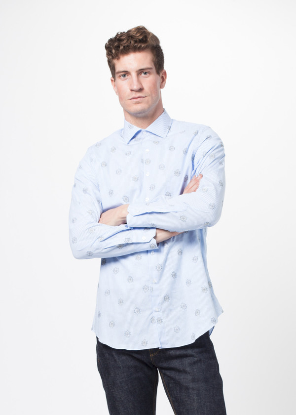 Men's Shockoe Edelweiss Shirt