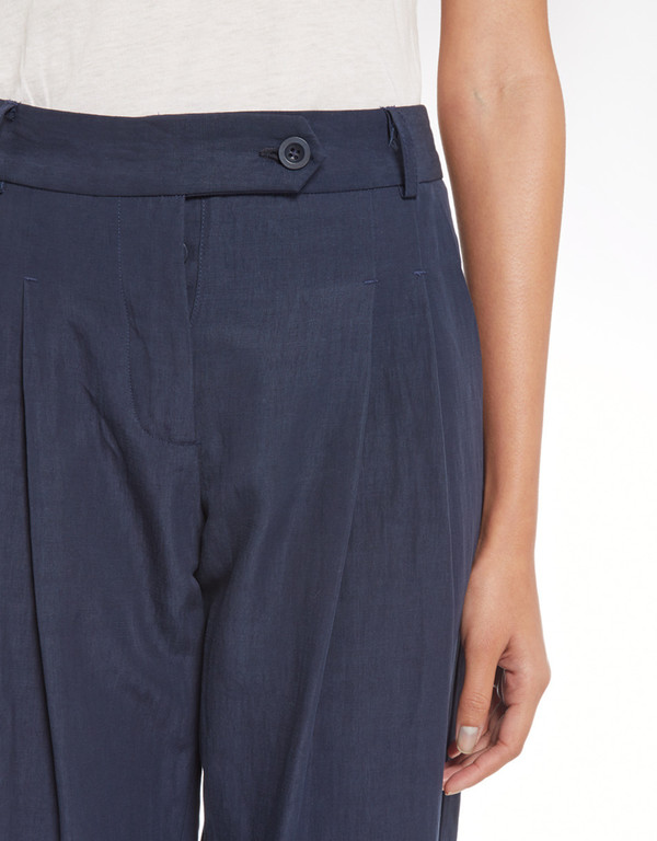 YMC Linen Peg Trouser