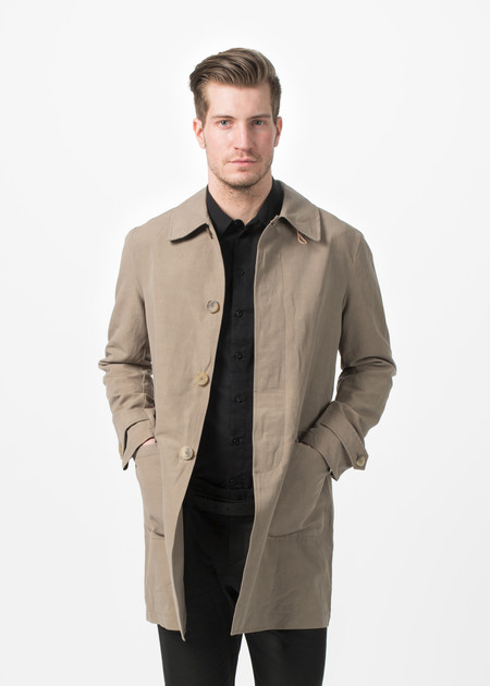 Men's Shockoe 3/4 Length Rain Coat