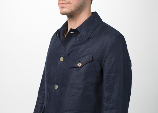 Men's Shockoe Safari Jacket