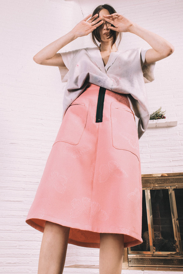Kate Towers just embrace it Skirt