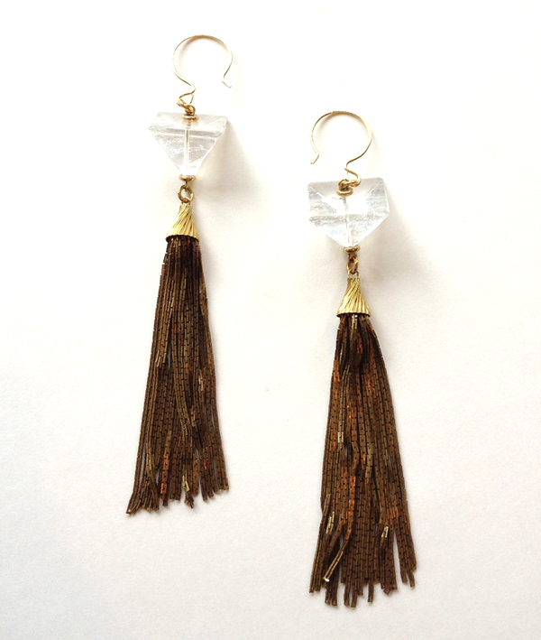 We Never Sleep Shriner's Fez Earrings