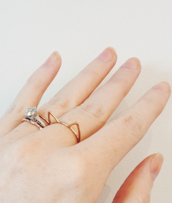 Catbird Lovecats Ring