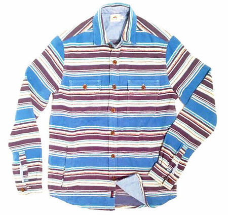 Men's Faherty Belmar Workshirt