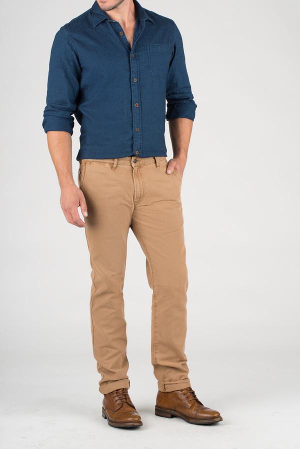 Men's Faherty Canvas Jean