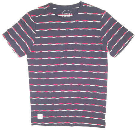 Men's Native Youth Jacquard Heritage Tee