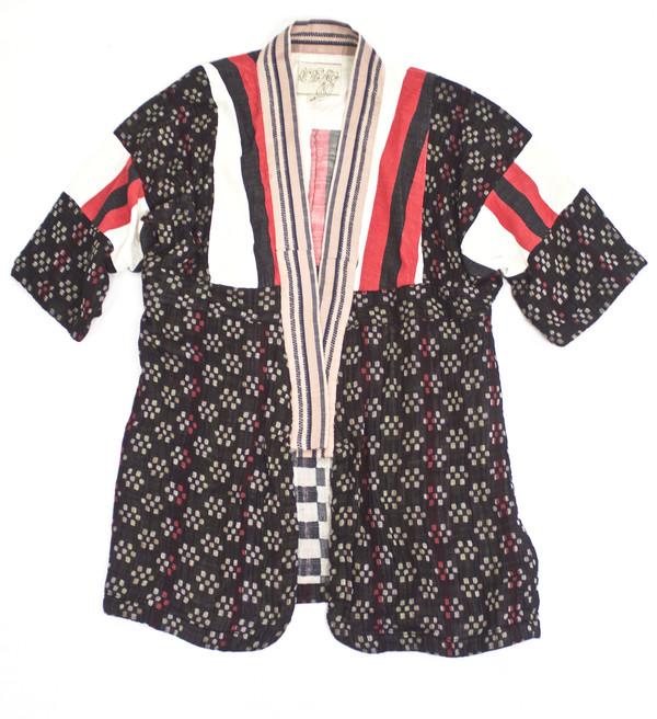 Ace & Jig Kimono Kasuri