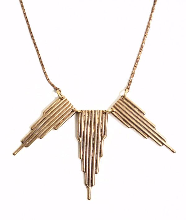 Alchemilla Spire Necklace