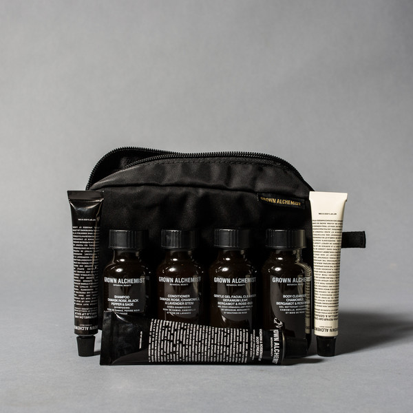 Grown Alchemist Travel Kit