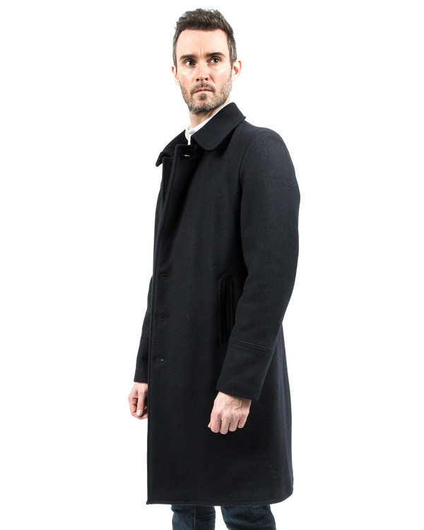 Men's Schott Wool Officer's Trench