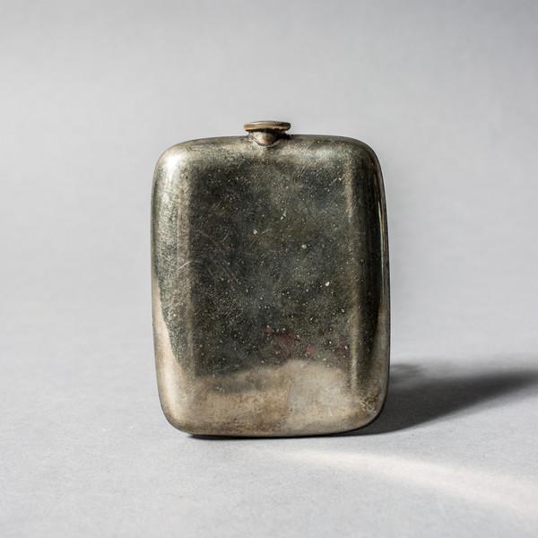 Sterling Mini Flask