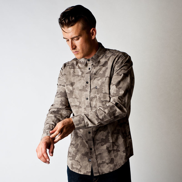 Men's Wolf & Man Lex 1 Shirt