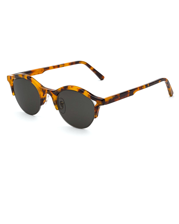 RetroSuperFuture Filo Spotted Havana Sunglasses