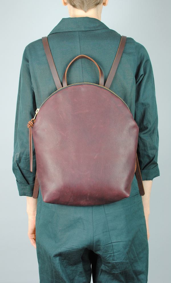 Eleven Thirty Anni Large Backpack Bordeaux