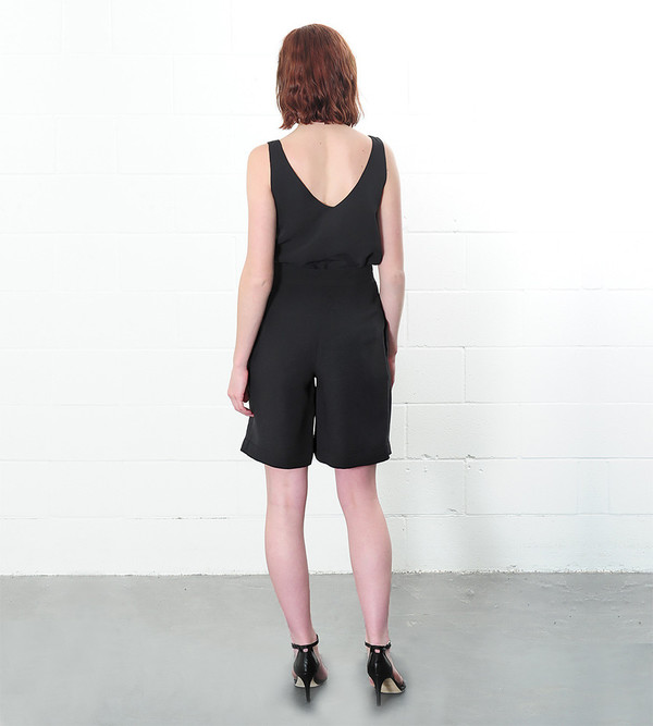 Catherine Quin Eames Shorts
