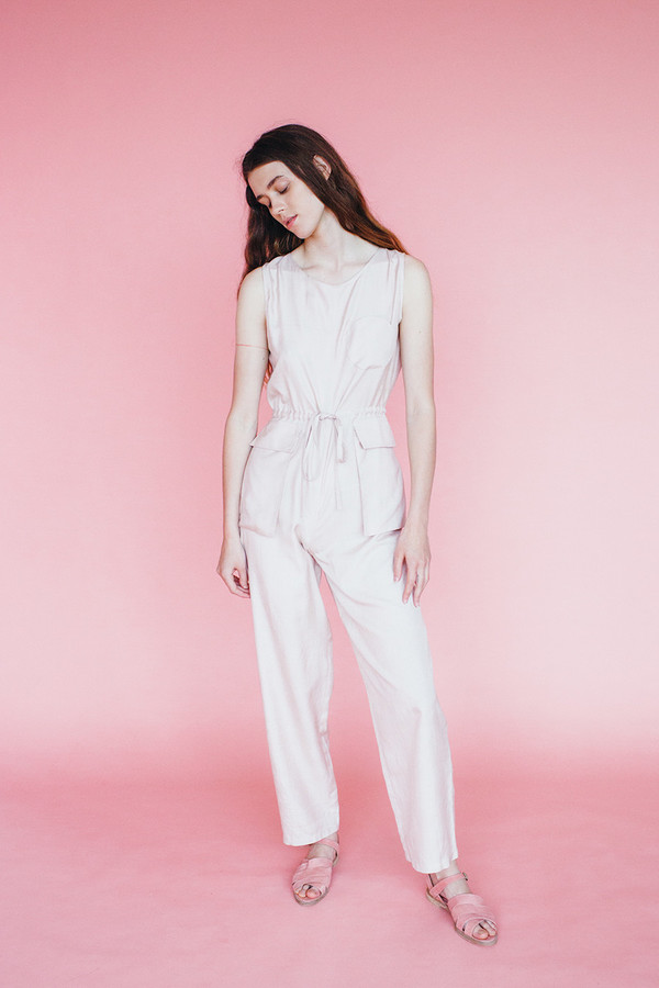 Samantha Pleet Moonrise Jumpsuit
