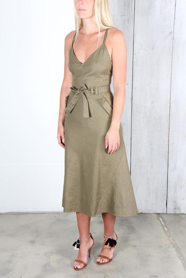 A.L.C. FRANK DRESS