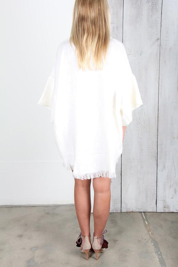 IRO EMERALD TUNIC DRESS