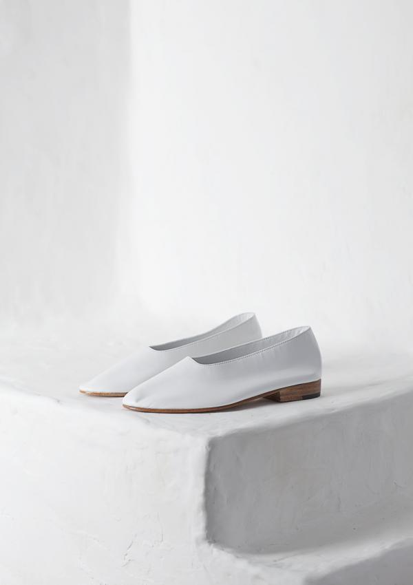 Martiniano Glove- White