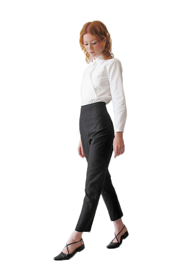 Town Clothes Onyx Quintana Pant