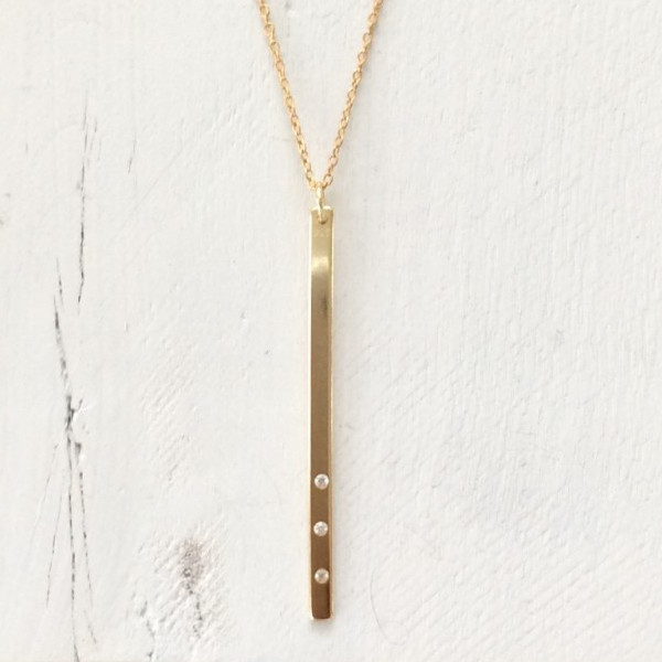 FLORA CICCARELLI - COLLIER RECTANGLE 215 218