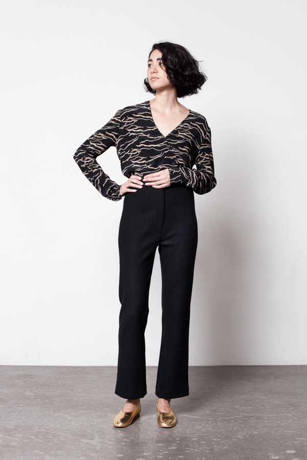 Creatures of Comfort Wool Yuri Pant