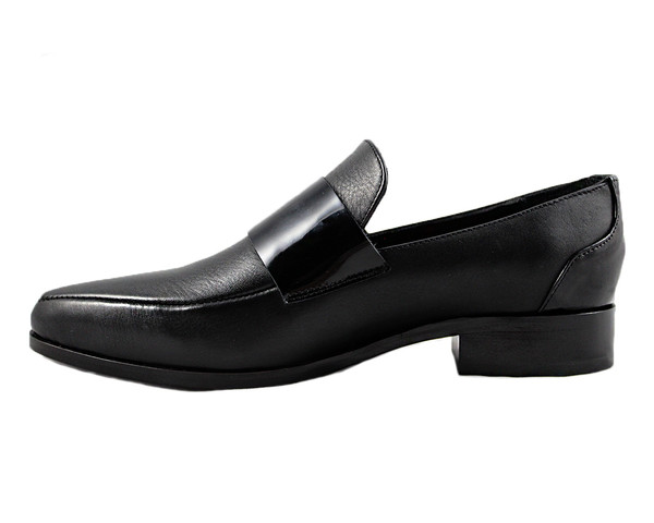Cartel Footwear Loafer - Comala Black Leather