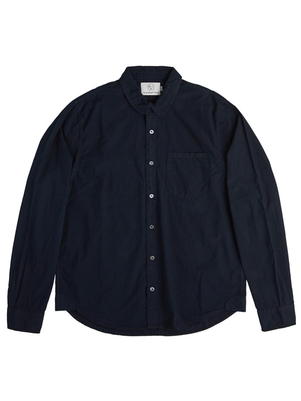 Men's Olderbrother Classic Shirt - Black Indigo
