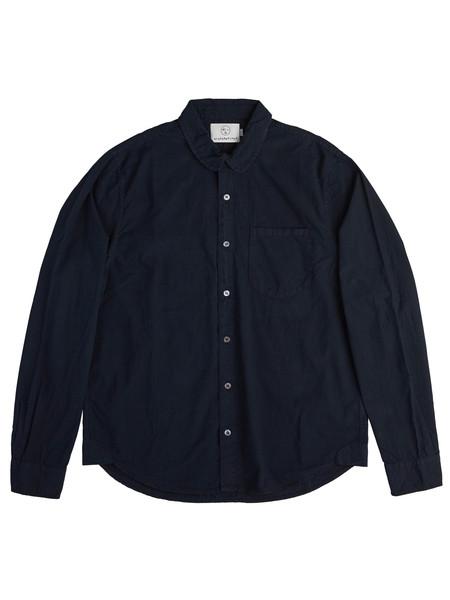 Men's Olderbrother Classic Shirt - Black Indigo