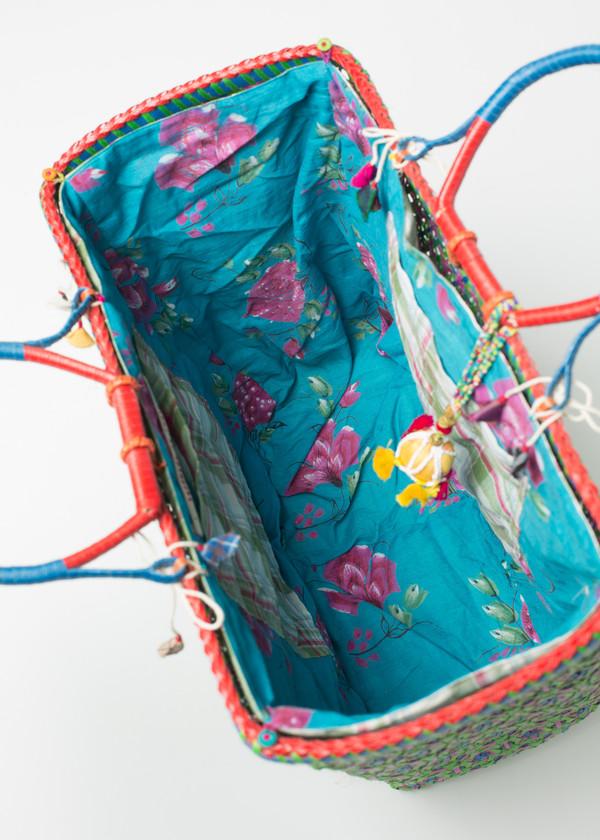 Woven Tote Bag