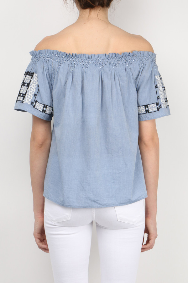 Ulla Johnson Milo Top