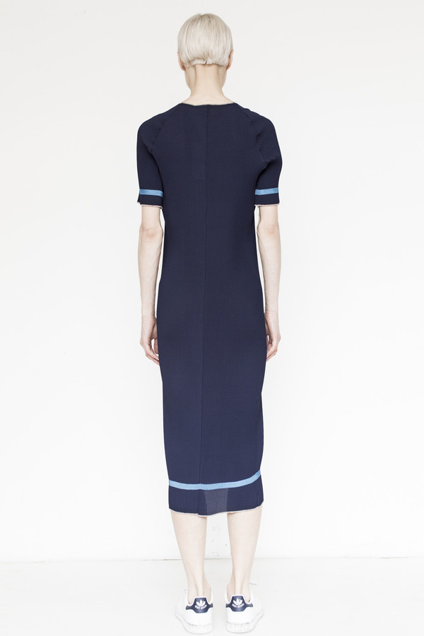 Kallmeyer Pleat T-shirt Dress