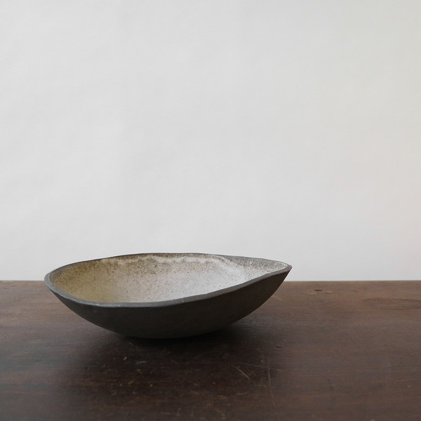 bailey doesn't bark bdb natural ceramic bowl