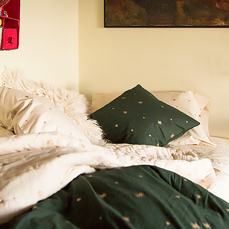 Erica Tanov étoile duvet cover