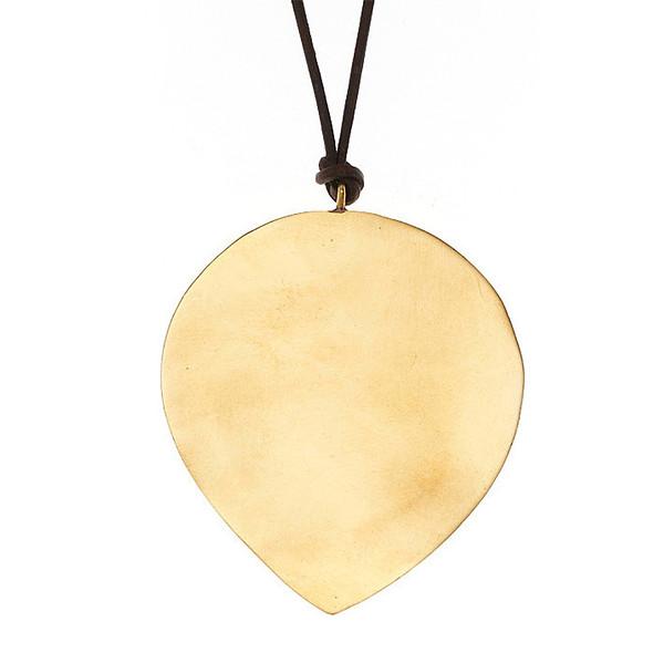 winifred grace lotus necklace