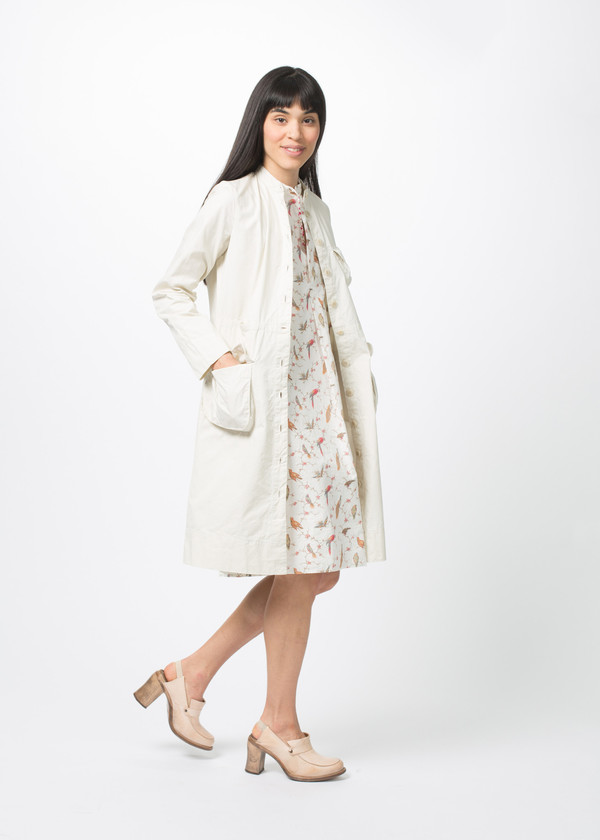 Dosa Safari Shirtdress