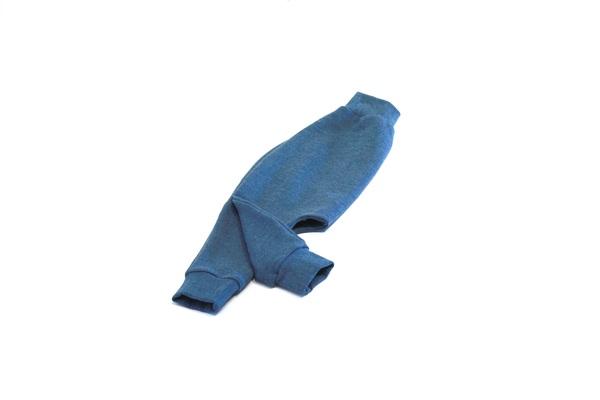 MeAndReekie Denim Blue Drop Crotch Pant