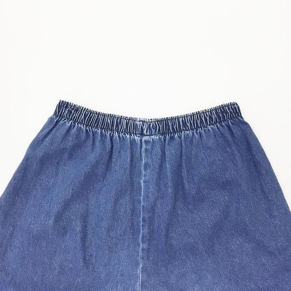 Lightweight Denim Short