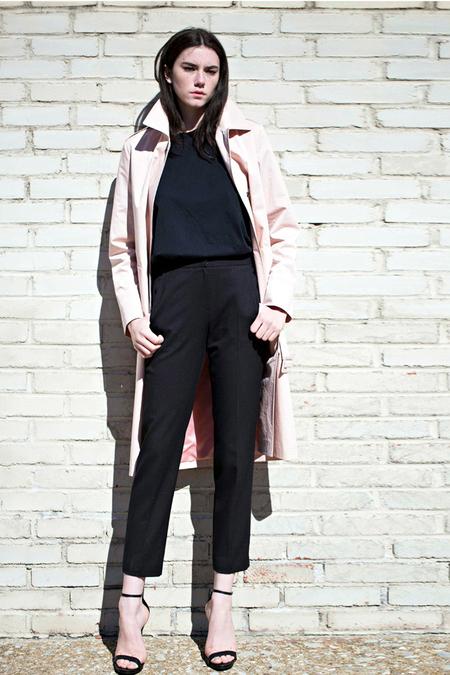 Lookast Classic Black Trousers