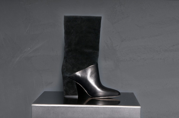 ASKA Combo Leather Boot