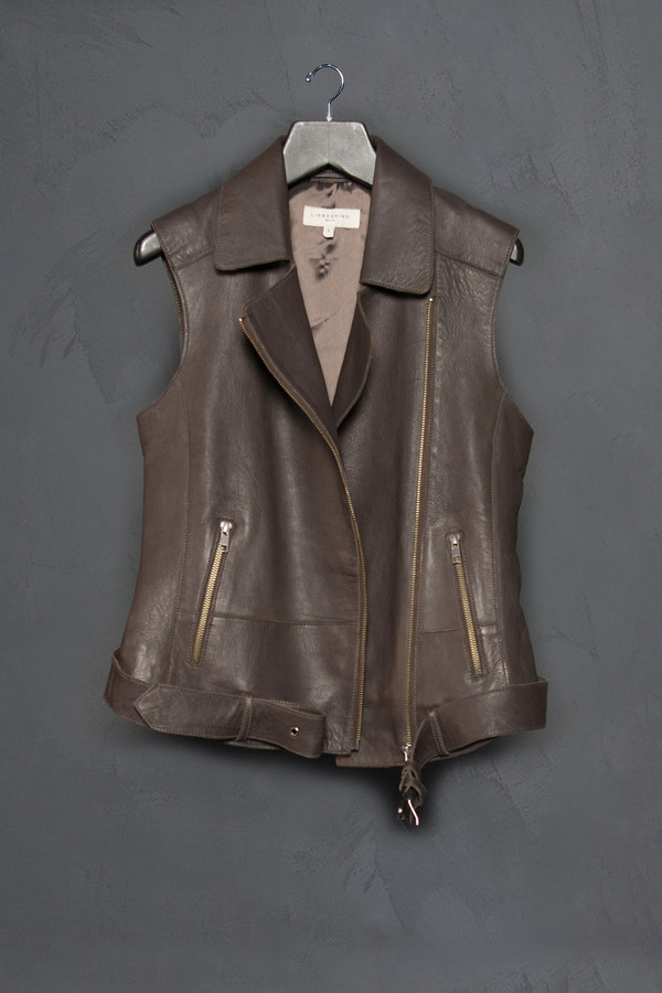 Liebeskind Leather Vest