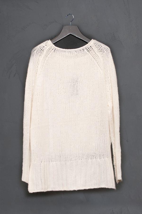 KES Rib Extension Sweater