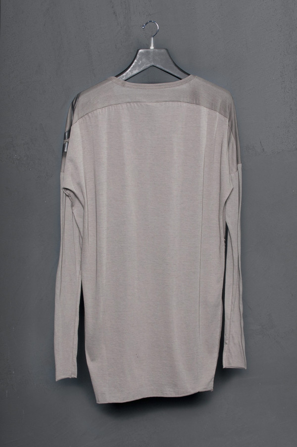 Roque Long Sleeve Circles Tee