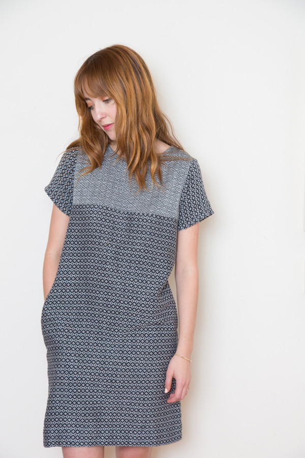 ace & jig andie dress