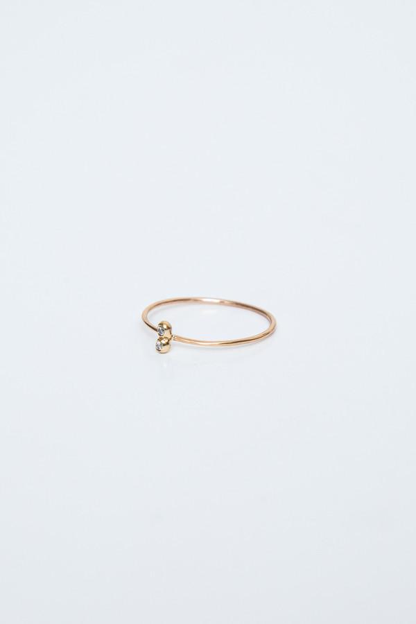 blanca monros gomez double seed ring