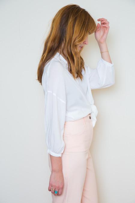 Nico Nico Hutton Top - White