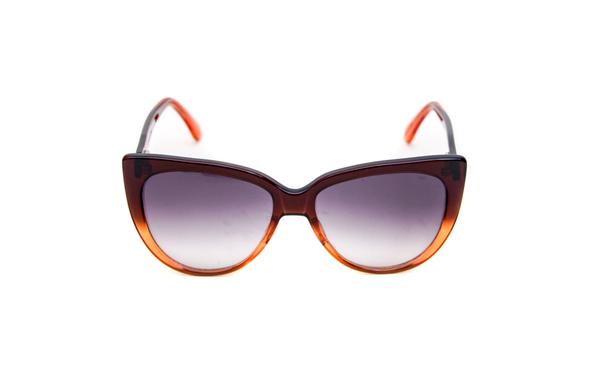 Prism Moscow Nude Translucent Gradient Sunglasses