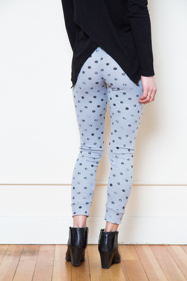 stateside dot legging