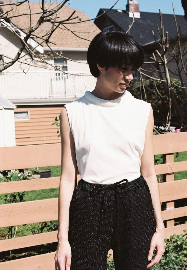Samuji Concy Top - white