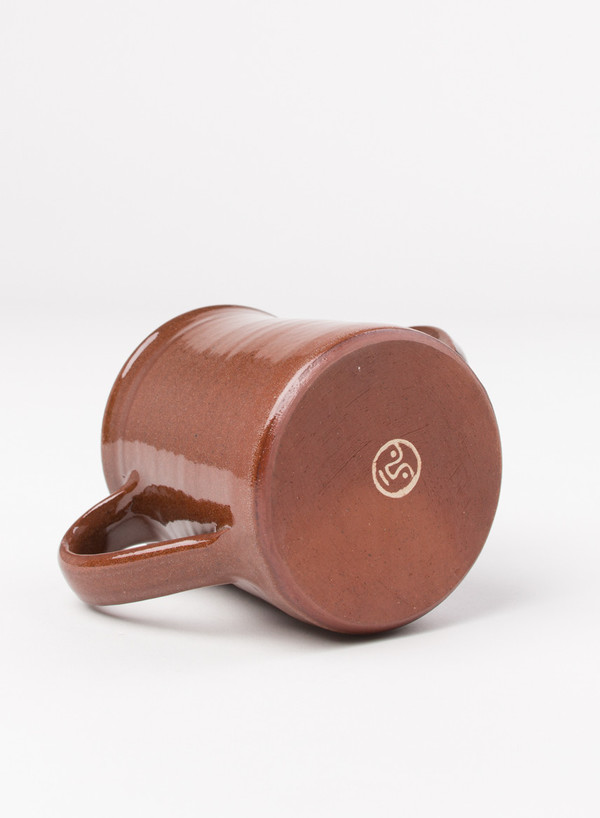 Tender Chocolate Cup Mahogany Glaze